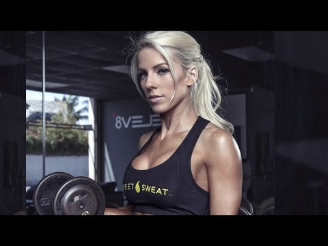 Female Bodybuilding Women Workout – Heidi Somers