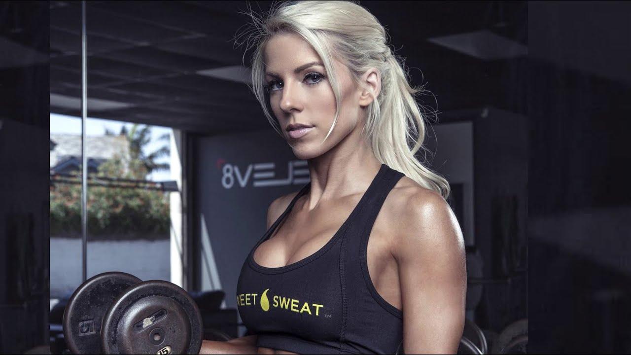 Female Bodybuilding Women Workout - Heidi Somers