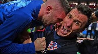 WM-FINALE ERKÄMPFT: Ein Land flippt aus - Kroatien im Rausch