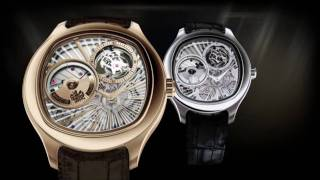 Piaget Ultra-Thin Automatic Tourbillon Watch - 1270P