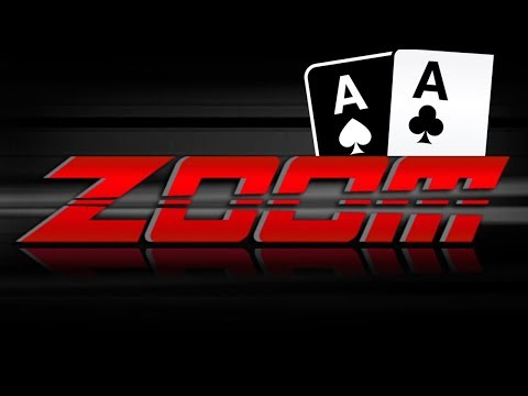 How To Play Pocket Aces (Zoom Poker Strategy)