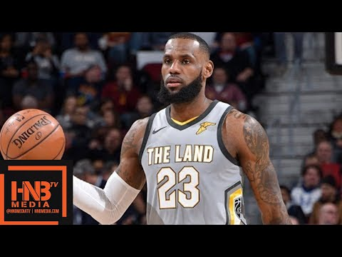 Cleveland Cavaliers vs Houston Rockets Full Game Highlights / Feb 3 / 2017-18 NBA Season