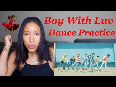 BTS (Boy With Luv) – Dance Practice