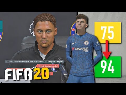HOW TO START YOUR FIFA 20 CAREER MODE