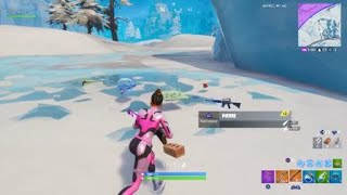 Fortnite live trick unlock the 5 different color outfit for the singularity skin