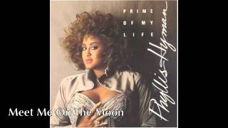 Watch Phyllis Hyman Meet Me On The Moon video