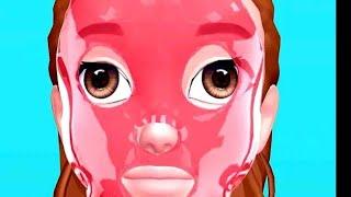 DIY makeup game play screenshot 1