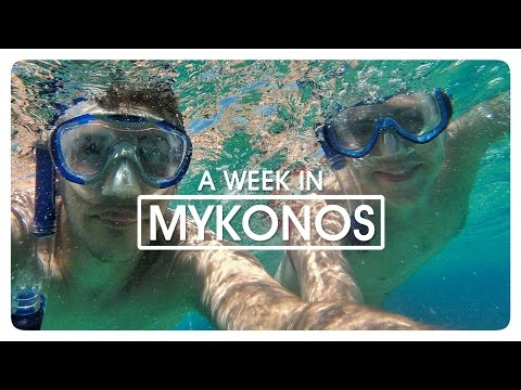 MYKONOS (Greece) ● Marco & Alan Travel Experience