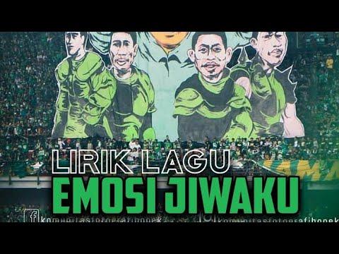 Lagu Green Force Persebaya. EMOSI JIWAKU