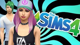 MAKING OURSELVES! - The Sims 4