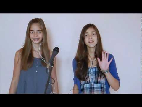 Michael Jackson And Paul McCartney - The Girl Is Mine (Cover By Mia & Alisa)