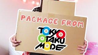 Tokyo Otaku Mode Package Opening