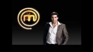 Masterchef India Season 1 Launch--Akshay Kumar Fire