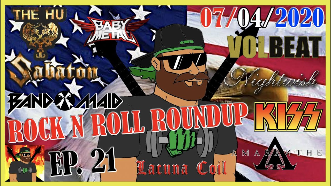 FAN MAIL, MERICA!! | Rock N Roll Round Up: Ep. 21
