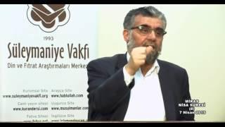 Kuran Sohbetleri Nisa Suresi 8.Ayet-Abdülaziz BAYINDIR