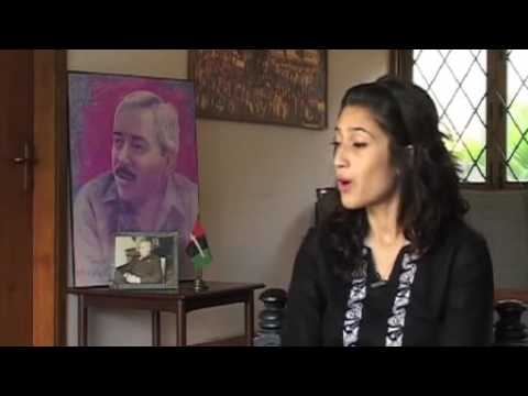 Fatima Bhutto PBS World Interview in 70 Clifton