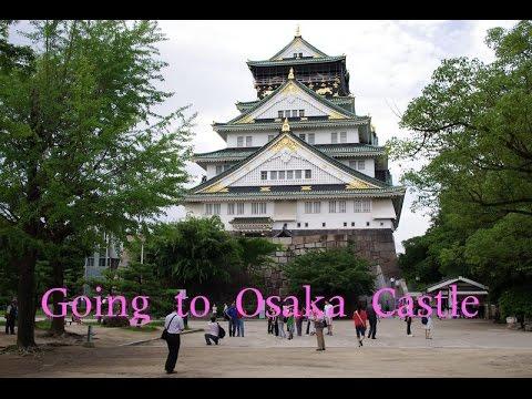 Vlog 037b: Inside Osaka Castle