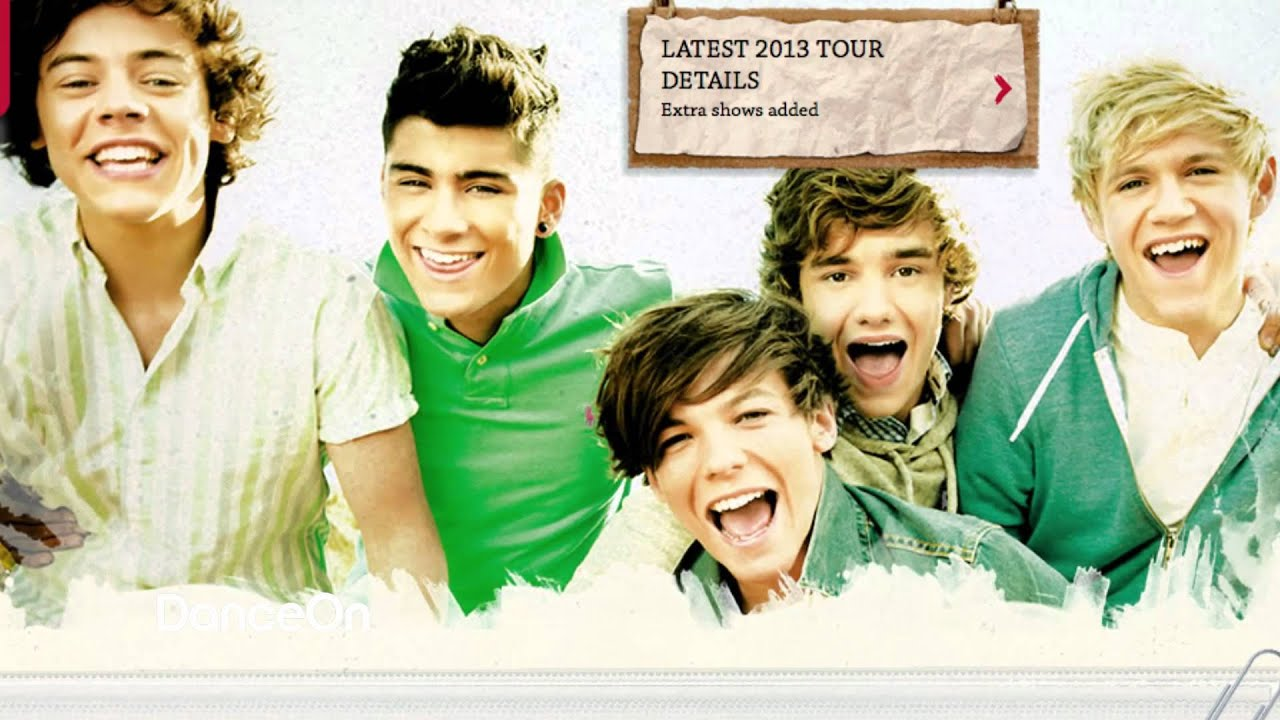 1d tour dates in Perth
