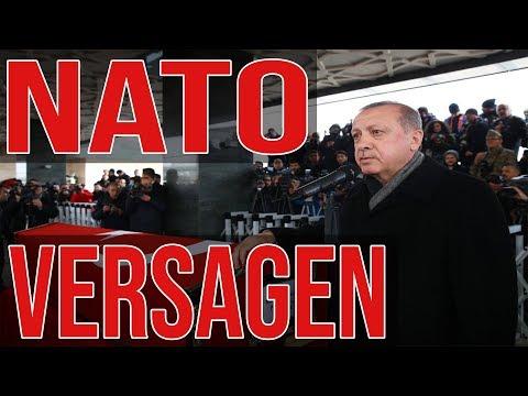 Nato versagt bei Türkei-Unterstützung