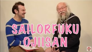 DIJ - Interviewing Sailor Fuku Ojiisan