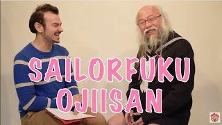 DIJ - Interviewing Sailor Fuku Ojiisan