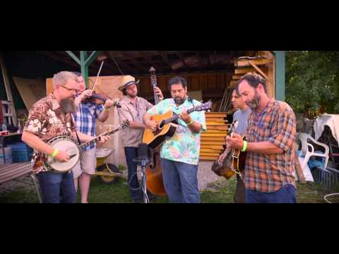 The NimbleFingers AllStars! - Blue Ridge Cabin Home - NimbleFingers 2015