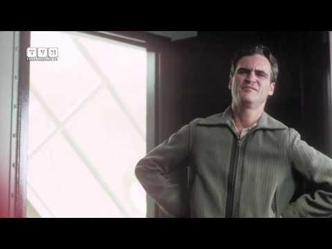 69th Venice Film Festival - The Master by Paul Thomas Anderson, starring Joaquin Phoenix