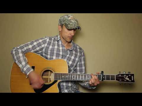 Settle For A Slow Down - Dierks Bentley - Guitar Lesson | Tutorial