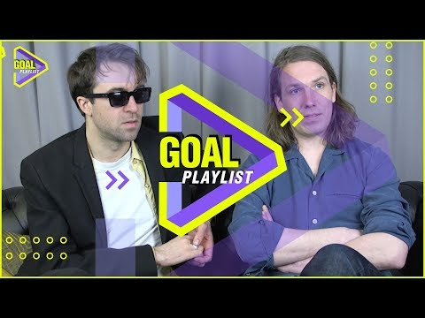 The Vaccines: 'World Cup songs are for losers'