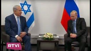 Встреча в Москве: о чем договорились Путин и Нетаниягу?