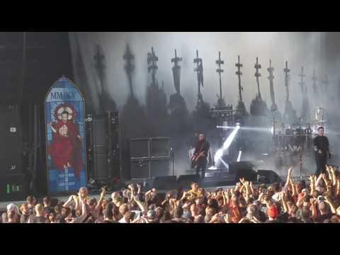 Marilyn Manson @ Lakeview Ampitheather Syracuse 7/23/16