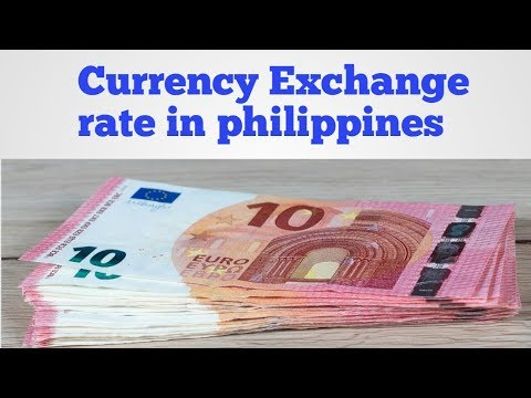 Philippines Currency Exchange Rate | Philippines To Inr Exchange Rate