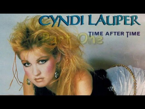 Time After Time  Cyndi Lauper  Acoustic Guitar Lesson easyish
