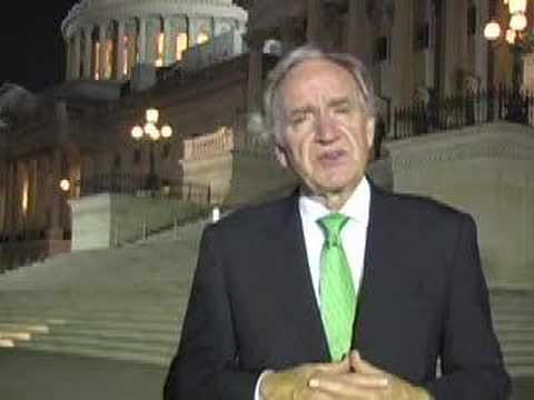 Up All Night with Sen. Tom Harkin