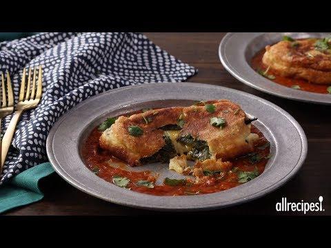 How to Make Real Chiles Rellenos | Dinner Recipes | Allrecipes.com