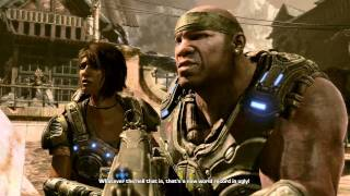 Gears of War 3: Walkthrough - Part 5 [Act 1-3: Homecoming] (GoW3 Gameplay & Commentary)