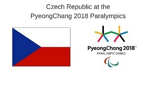 The Czech Republic at the PyeongChang 2018 Winter Paralympics