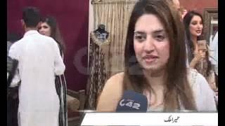 Fashion Designer Aisha Imran Flagship Store Launching Ceremony Gulberg Pkg By Zain Madni City42