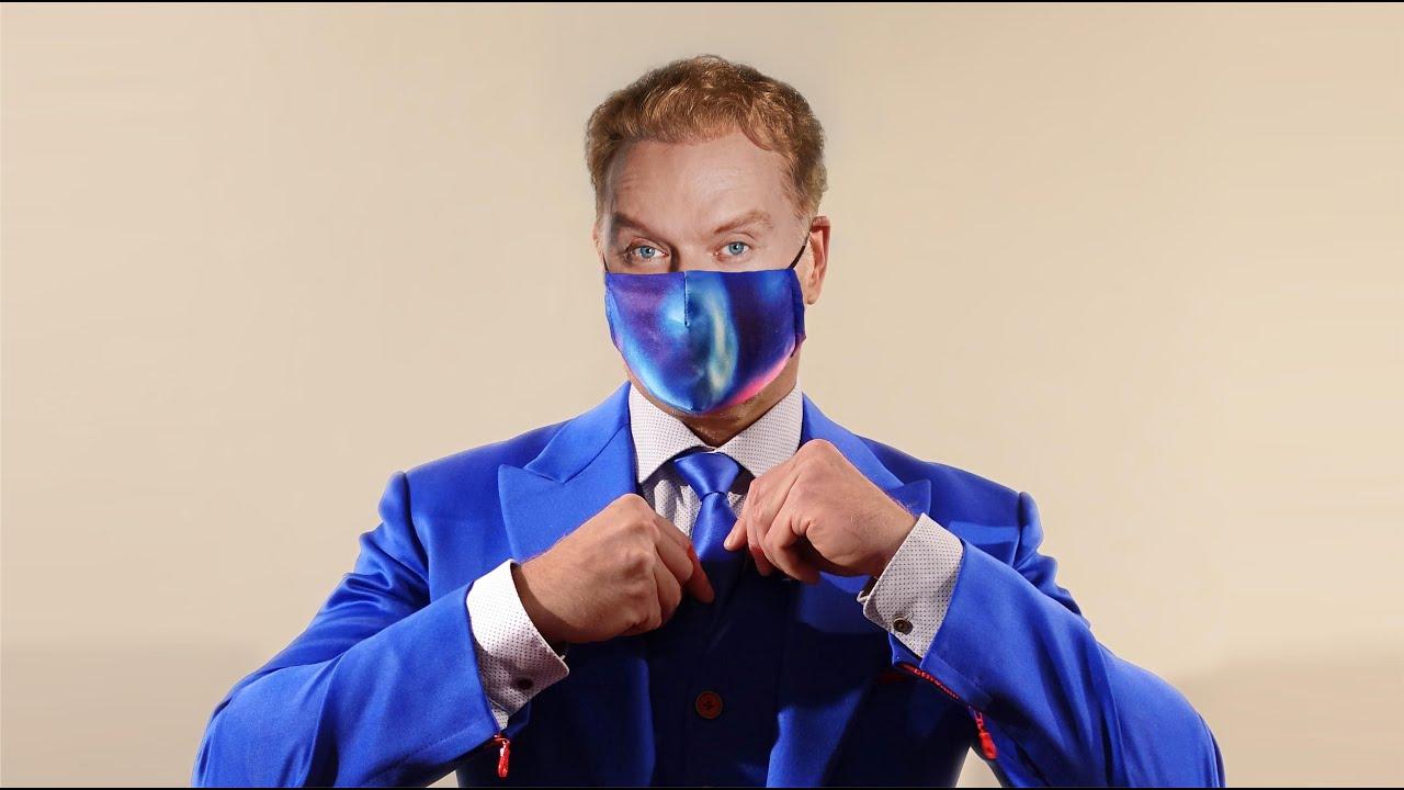 Mart Sander soovitab: mask ette! Hoiame end ja oma lähedasi!