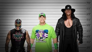 WWE Look alikes