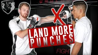Want Faster Punches? Stop Telegraphing Drill!