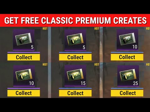 HOW TO GET FREE UNLIMITED CLASSIC PREMIUM CRATES COUPONS IN PUBG MOBILE |•| SEASON 11 BIGGEST TRICK