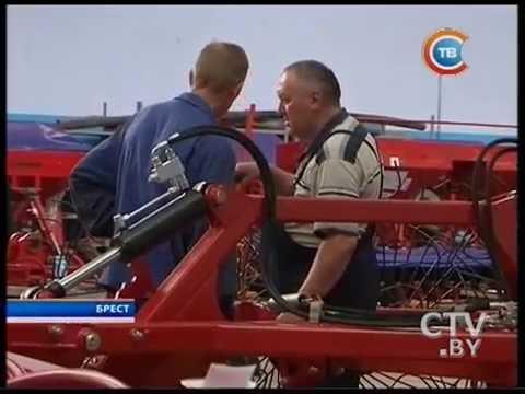 «Белагро-2016»: грабли-валкователь и рыбацкая деревня – чем удивят на выставке?