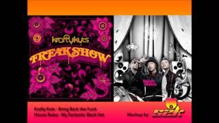 Fantastic Black Hat (House Rulez) - Bring Back the Funk (Krafty Kuts) [djS2KTeDDy Mashup]