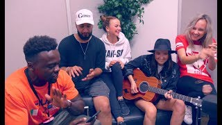"GERMEIN ""Break Free"" Ariana Grande cover feat. Ashley & Mustafa from Rak-Su"