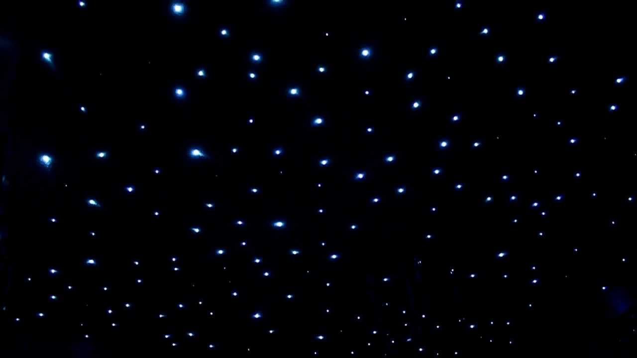 Bedroom ceiling lights stars - Fiber Optic Star Ceiling Part 2