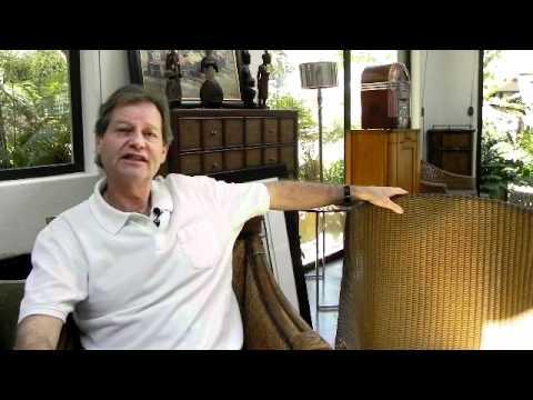 Cane and Wicker Furniture - Michael Shain Decor