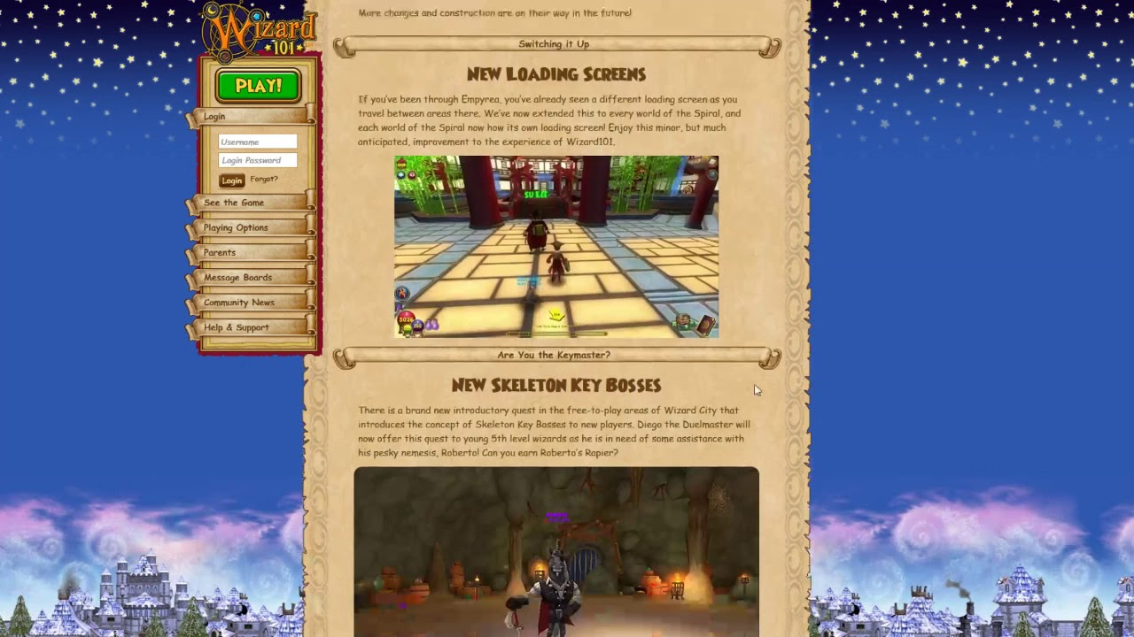 Wizard101: TEST REALM ONLINE! Pet Hatching Updates, New Key Bosses