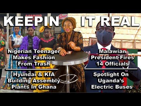 Nigerian Teenager Inspires World; Ghana Car Plants; Malawi Audits Officials; Uganda's Electric