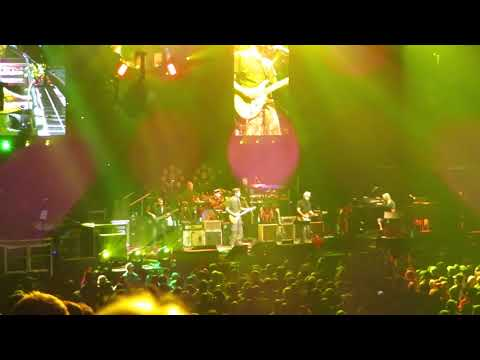 Dead & Company (Boston Garden, 11.17.2017):  The Wheel